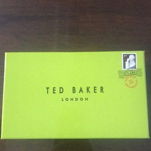 Ted Baker purse.  Brand new with tag and box.